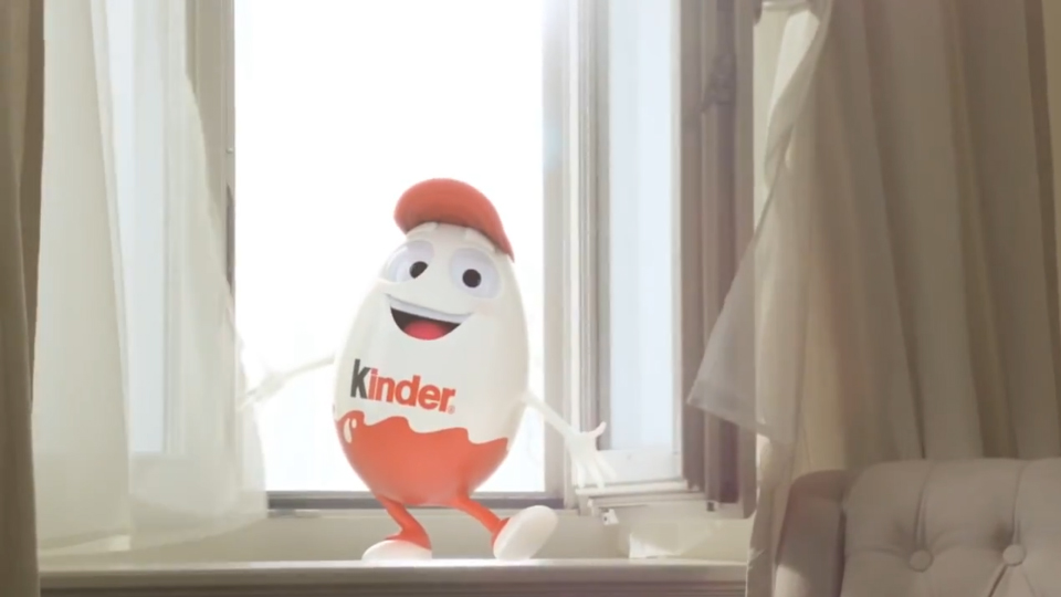 Kinder video thumbnail